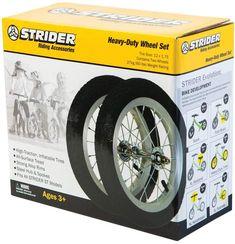 Strider & Heavy-Duty Replacement Wheel Set