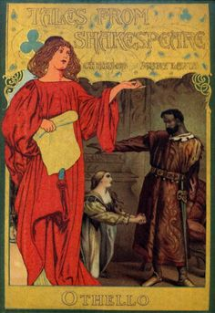 Jigsaw Puzzles - Shakespeare's Othello