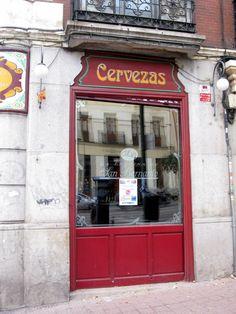 Taberna San Bernardo in Madrid