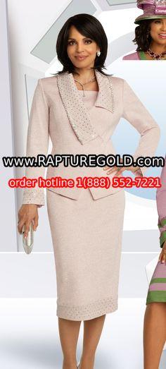 2021 Donna vinci, Knits, Donna Vinci Suits, Hats for Church Elegant Church Suits, Sunday Church Suits, First Lady Church Suits, Church Suits And Hats, Church Attire, Church Outfits, Church Clothes, Church Hats, Church Dresses For Women
