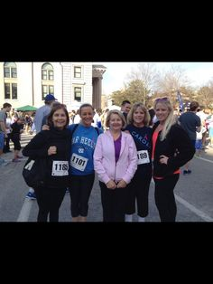 Mar 22,2014 Zeta 5k in Chapel Hill