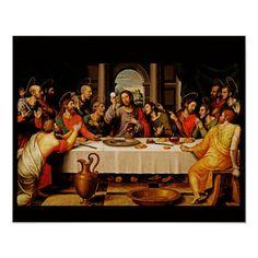 Jesus Drawings, Last Supper, Corner Designs, Custom Posters, Custom Framing, Favorite Quotes, Catholic, Gender, Vibrant