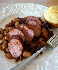 BBQ Beans & Polish Sausage? Sign us up.
