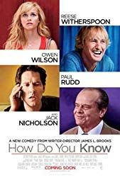 Jack Nicholson, Reese Witherspoon, Owen Wilson, and Paul Rudd in How Do You Know Abba Musical, James L Brooks, Wilson Movie, Wes Anderson Movies, Movie Talk, Movie Of The Week, Owen Wilson, Romance Film, Paul Rudd