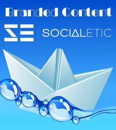 Definición de branded content tambien llamado brand entertainment. Vía @SOCIALetic.com