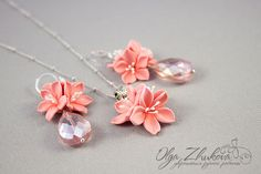 flowers from polymer clay by polyflowers on DeviantArt