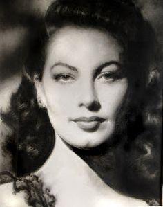 Vintage hot: Ava Gardner