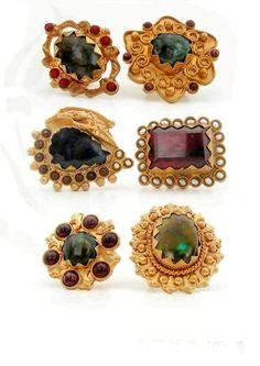 Ottoman rings | elfsacks