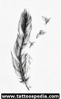 Eagle feather tattoo symbolism for women