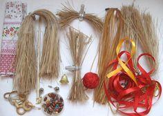 МК Коза: pinigina — ЖЖ African Art, Dollhouse Miniatures, Tassel Necklace, Folk Art, Doll Clothes, Tassels, Weaving, Dolls, Crafts