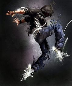 A creative truly mind blowing collection of high quality photo manipulation showcase of inspiration. Photo manipulation is what Photoshop was designed Creative Photos, Cool Photos, Amazing Photos, Street Dance, Modern Dance, Dance Photos, Dance Art, Dance Photography, Portrait Photography