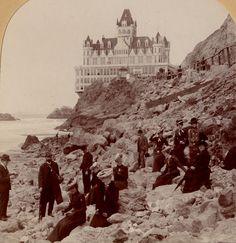 Cliff House, San Francisco (1900's)