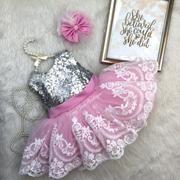 Fancy Dress – Tiny Toes Boutique LLC Pink Sequin Dress, Jasmine Dress, Real Princess, Party Lights, Handmade Dresses, Fancy Dress, Beautiful Dresses, Sequins, Glamour