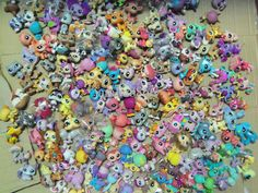 Wholesale Hasbro Toys - Buy New Different Figures Littlest Pet Shop LPS Animal Collection Toy Hasbro Toys Dolls 500pcs/lot, $0.95 | DHgate