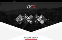 Vinto HTML5 Template