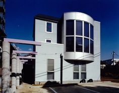 A solar house, designed in Tokyo
