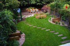 Garden, Small Garden Landscaping And Backyard Ideas On A Budget: Astonishing Backyard Ideas On a Low Budget