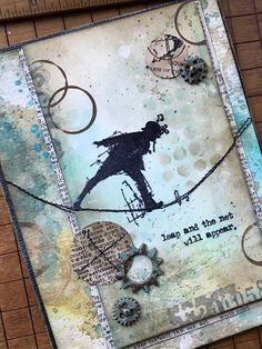 Hello and Welcome! I'm so happy that you stopped by! Yesterday was a rainy day here in Ohio, so that gave me some time to create in my studio! I was playing around with the Distress Oxides …