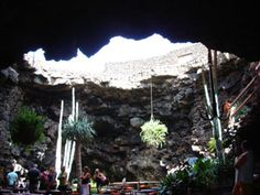 Grotta sotterranea - Salvo & Simona