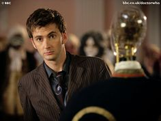 The Ninth Doctor appeared with the reboot in 2005, the Tenth Doctor (David Tennant) started in 2006 and ended in 2010, and Eleven is still ongoing. Description from librarything.com. I searched for this on bing.com/images