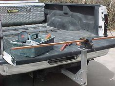 PortA-Vise Foldable Portable Bench Vise Bracker for Truck Receiver Hitch
