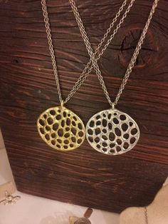 Scavenger Collection - Joanna Morgan #jewelry #gold #silver