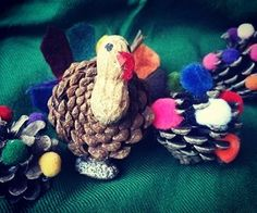 The #bvoperahouse annual tree lighting ceremony is just days away! Stop by the MCD table and craft these adorable tabletop turkeys and tree ornaments using miniature pinecones felt pompons and more. Its a fun creative way to kick off the holiday season. A great FREE event and drop-in activity for all ages.