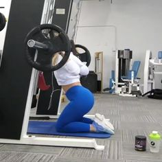 Incredible booty workout routine for women! Read more for the best exercises for a flat belly! The post Incredible booty workout routine for women! Read more for the best exercises fo appeared first on fitness. Fitness Workouts, Fun Workouts, At Home Workouts, Squats Fitness, Body Squats, Gym Workouts Women, Gym Glute Workout, Dancer Leg Workouts, Yoga Fitness
