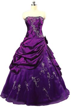 RohmBridal Womens Strapless Formal Prom Dress Gown Emerald Size 8 ** You can find out more details at the link of the image. Trendy Plus Size Clothing, Plus Size Outfits, Evening Dresses, Prom Dresses, Formal Dresses, Cheap Quinceanera Dresses, Red Ball Gowns, Baby Girl Party Dresses, Red Cocktail Dress