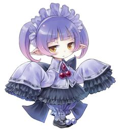 Chim Female from Atelier Totori: The Adventurer of Arland