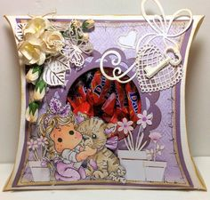 472.948.021 Dutch Doobadoo Paper Art A5 Flowers door Diny Srakel