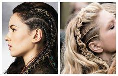 Плетение тонких кос у висков для создания модных причесок