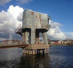 the-public-sauna-on-the-docks-in-gothenburg-sweden,  raumlaborberlin
