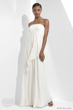 Almost any thrift store or consignment own a collection of cheap vintage or antique wedding dresses that can be readapted for a beach wedding day. Description from theweddingspecialists.net. I searched for this on bing.com/images