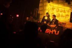 Shash'U lance l'album PWRFNK dans un party très hot au Belmont