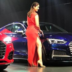 Hope Audi launches more cars. Bollywood Fashion, Bollywood Actress, My Step Mom, Ileana D'cruz, Indian Girls, Beautiful Actresses, Indian Beauty, Sexy Legs, Indian Actresses