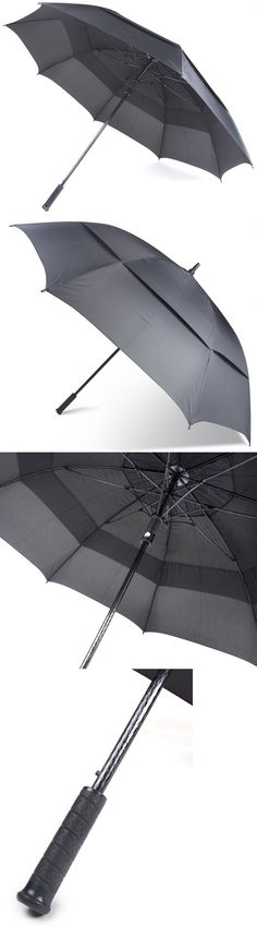 Golf Umbrellas 18933: Cloudnine Golf Umbrella 62-Inch Windproof Auto Open Wind Resistant Storm Buster -> BUY IT NOW ONLY: $31.27 on eBay!