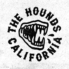 Logo for a bunch of creatives out of California  #design #staybold #logo #thehoundscalifornia