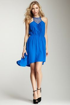 Rebecca Taylor Macrame Cami Dress by Dresses Up To 70% Off on @HauteLook