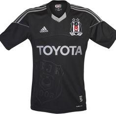 Besiktas JK Black Shirt 2013-2014