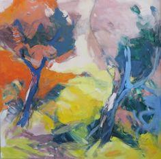 Les arbres de l'atelier (Nacinovic Nadine)