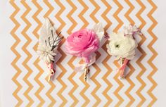 cute boutonnieres