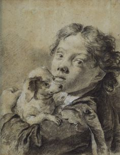 A Boy with a Dog, The Royal Collection, London