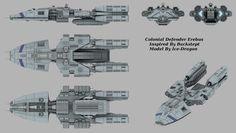 Battlestar Ships of the Fleets | Making your own hulls for GSB - the easy way. - Page 17 ...