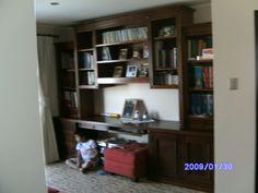 mueble sala de estudio