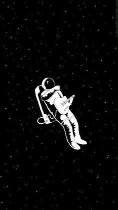 Guitar spaceman