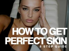 How to get perfect skin with Home facials
