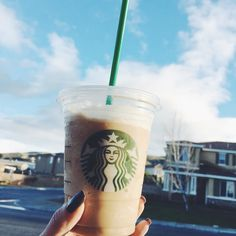 Even though it's 40 degrees out here who could say no to half off Frappes?!?! Not this girl!  #LiveDreamStudy #blog #blogger #Starbucks #frappuccino #frappe #amazing #winter #weather #SoCal #freezing #coffee #food #photography #ad #vsco #vscocam #like #follow #instagram @starbucks by livedreamstudy