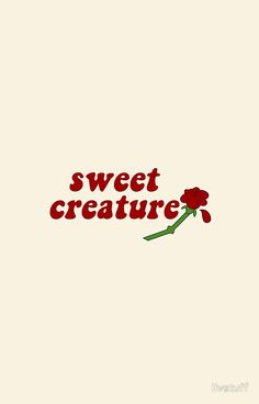 Sweet Creature Rose Design