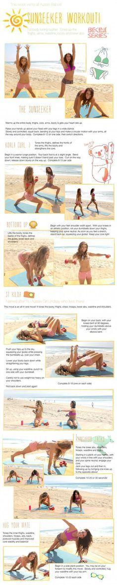 Sunseeker Workout